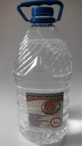 خرید آب مقطر رادیاتور